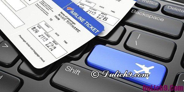 Bí quyết mua được vé máy bay giá rẻ dịp Tết: Kinh nghiệm săn vé máy bay giá rẻ đi du lịch Tết