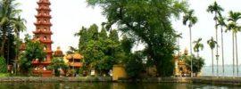 Đầu xuân cầu may tại 9 ngôi chùa linh thiêng nhất ở Hà Nội