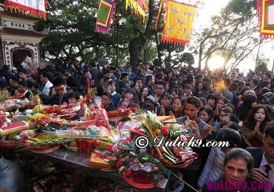 Lễ chùa đầu năm ở Phủ Tây Hồ, Hà Nội: Địa chỉ các ngôi chùa linh thiêng ở Hà Nội dịp tết nguyên đán
