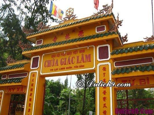 Tết ở Sài Gòn nên đi chùa nào cầu may mắn, tài lộc, tình duyên?