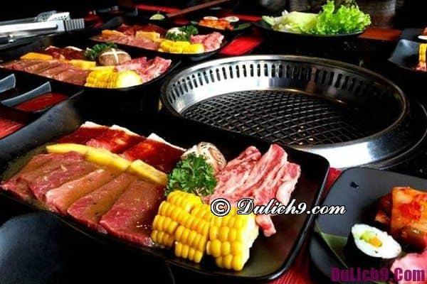 Nhà hàng BBQ ở Hà Nội: Địa chỉ ăn đồ nướng ngon nổi tiếng nhất Hà Nội