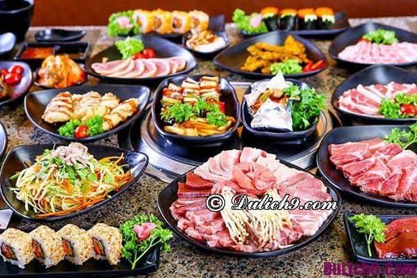 Địa chỉ ăn BBQ ngon ở Hà Nội: Hà Nội có những nhà hàng BBQ nào ngon, giá rẻ