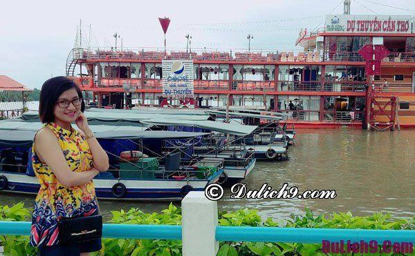 Kinh nghiệm du lịch bến Ninh Kiều - Cần Thơ 2020 qua chia sẻ của độc giả