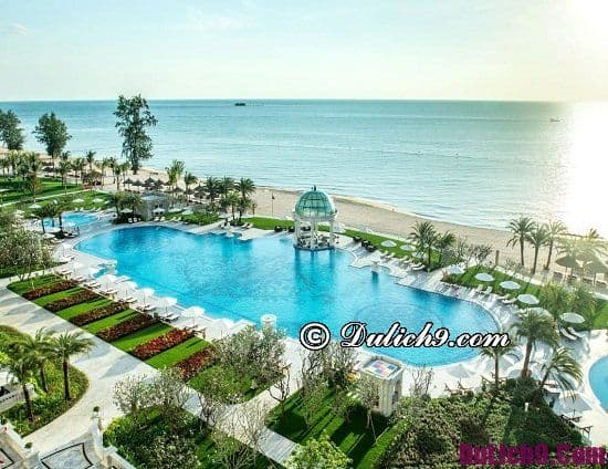 Nên ở đâu khi đi Phú Quốc dịp tết âm lịch? Khách sạn ở Phú Quốc đẹp, tiện nghi, giá tốt nên ở trong dịp tết nguyên đán