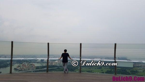 Nhà kính - Điểm tham quan đẹp, độc đáo nên tới khi ghé thăm Singapore