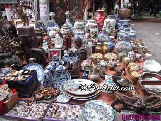 Đi chợ tết ở đâu Hà Nội? Địa điểm mua sắm tết giá rẻ ở Hà Nội