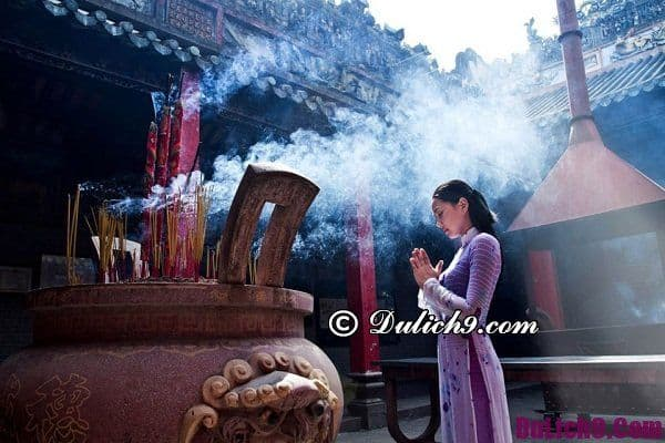 Đi chùa nào ở Huế dịp đầu năm? Hướng dẫn du lịch Huế dịp tết âm lịch