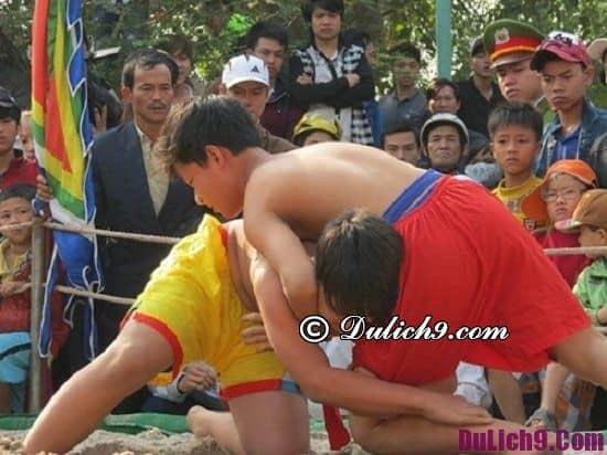 Những lễ hội độc đáo, hấp dẫn ngày Tết ở Huế