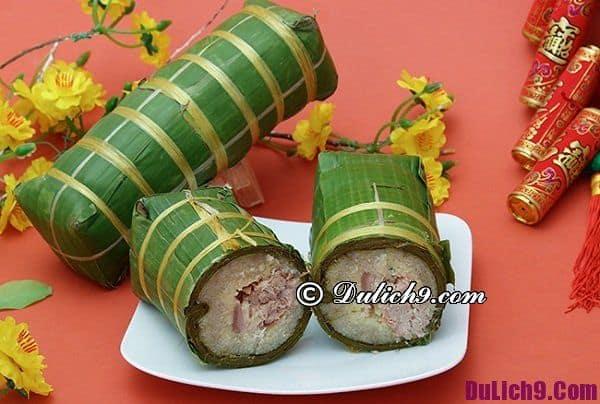 Thưởng thức ẩm thực ngày Tết xứ Huế, Ăn gì khi đến Huế du lịch tết nguyên đán