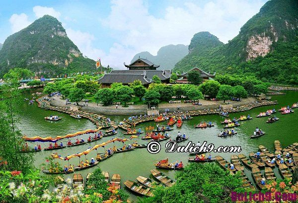 Đi đâu chơi gần Hà Nội trong 3 ngày nghỉ tết nguyên đán? Địa điểm du lịch hấp dẫn xung quanh Hà Nội dịp tết âm lịch trong 3 ngày