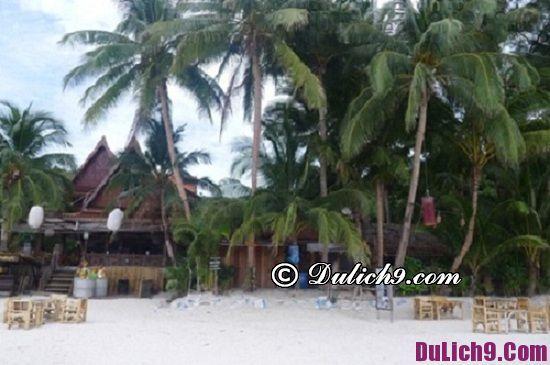 Nên ở đâu khi tới đảo Koh Phangan?
