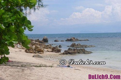 Kinh nghiệm du lịch đảo Koh Phangan