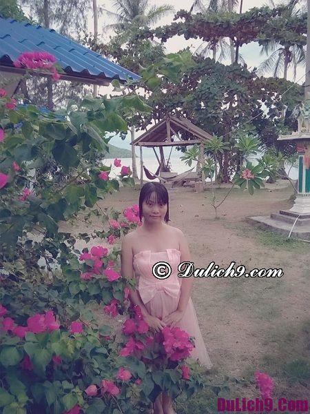 Nên du lịch đảo Koh Phangan khi nào?