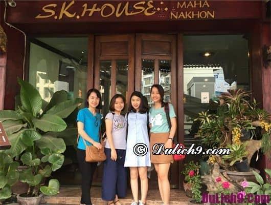 Du lịch Bangkok 3 ngày 3 đêm: Lịch trình, chi phí, ăn uống, mua sắm, vui chơi