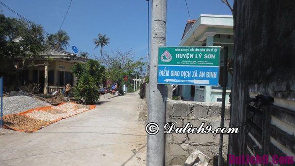 Phương tiện du lịch Phú Yên – Quy Nhơn – Quảng Ngãi