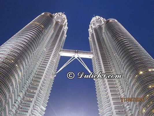 Du lịch Malaysia nên đi đâu? Địa điểm tham quan, chụp ảnh, ngắm cảnh đẹp nhất Malaysia
