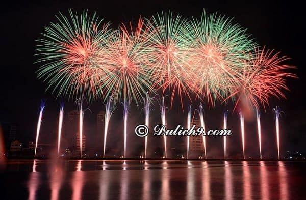Kinh nghiệm đặt khách sạn ở Đà Nẵng dịp bắn pháo hoa