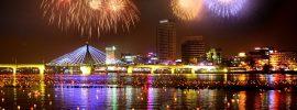 Check-in 6 quán cafe xem pháo hoa Đà Nẵng đẹp nhất