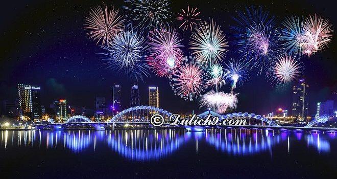 Giá vé xem pháo hoa 2017 Đà Nẵng