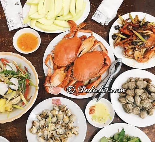 Địa chỉ ăn hải sản ngon rẻ ở Hà Nội: Du lịch Hà Nội ăn hải sản ở đâu ngon?