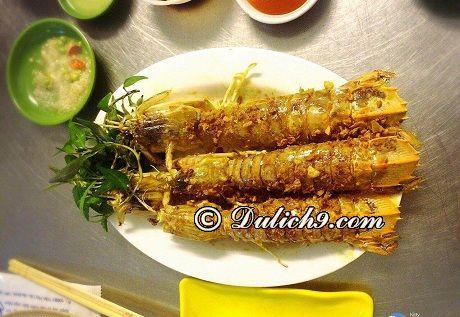 Địa chỉ hải sản ngon bổ rẻ ở Hà Nội: Ăn hải sản ở đâu Hà Nội?