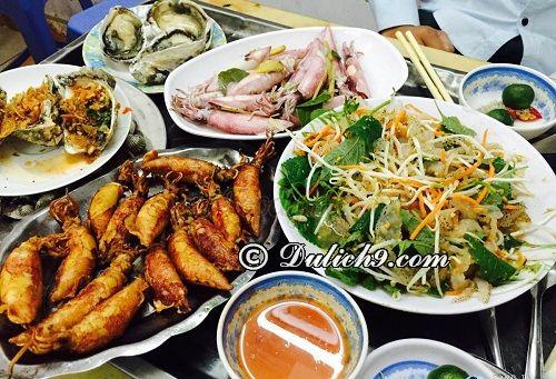 Quán hải sản ở Hà Nội ngon rẻ: Địa chỉ nhà hàng, quán ăn hải sản được yêu thích ở Hà Nội