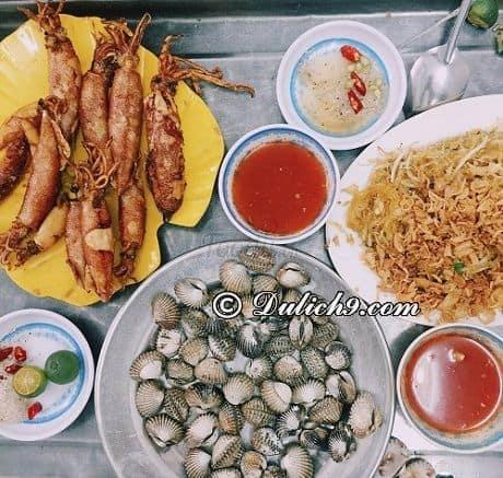 Địa chỉ ăn hải sản ở Hà Nội: Những quán hải sản ngon, nổi tiếng ở Hà Nội