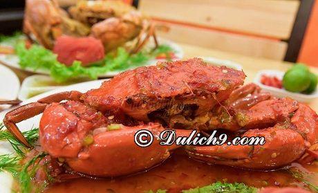 Nhà hàng hải sản nổi tiếng Hà Nội: Địa chỉ ăn hải sản ngon, đông khách ở Hà Nội