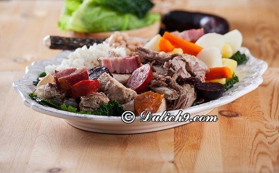 Nên ăn món gì khi du lịch Bồ Đào Nha? Thưởng thức đặc sản Bồ Đào Nha