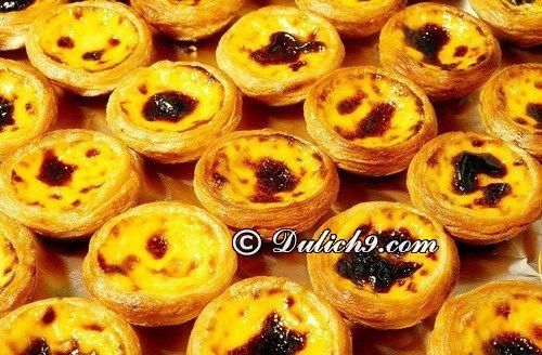 Kinh nghiệm ăn uống khi du lịch Bồ Đào Nha: Nên ăn món gì ở Bồ Đào Nha/ Thưởng thức đặc sản Bồ Đào Nha