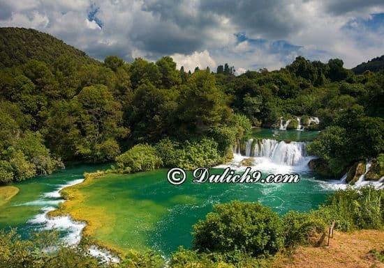 Đi du lịch Croatia khi nào? Thời điểm lý tưởng du lịch Croatia: Địa điểm du lịch nổi tiếng, đẹp nhất ở Croatia