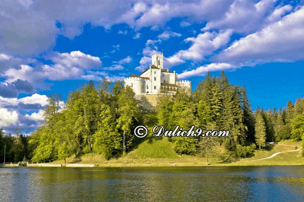 Kinh nghiệm du lịch Croatia tự túc, giá rẻ: Danh lam thắng cảnh đẹp, nổi tiếng ở Croatia