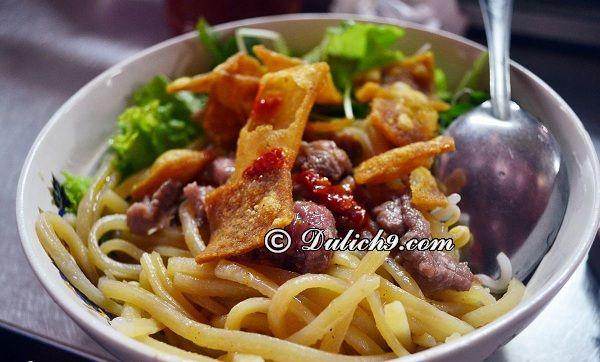 Chi phí du lịch Đà Nẵng 5 ngày: Kinh nghiệm ăn uống khi đi du lịch Đà Nẵng 5 ngày 4 đêm