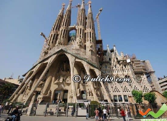 Những lí do nên đi du lịch Tây Ban Nha