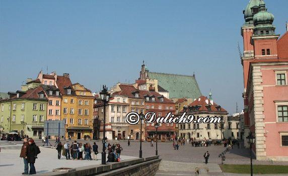 Hướng dẫn cách đi tới Hungary/ Phương tiện đi lại ở Hungary: Du lịch Hungary có gì vui?