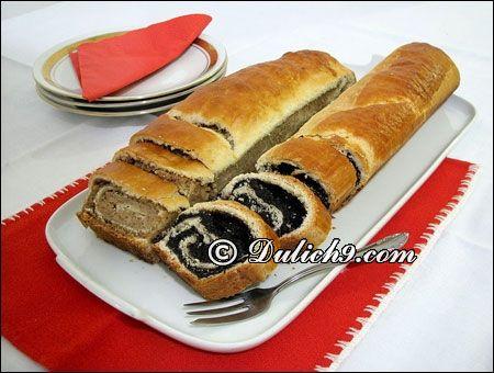 Ăn gì khi du lịch Hungary? Những món ăn ngon, hấp dẫn ở Hungary, món ngon ẩm thực truyền thống nổi tiếng ở Hungary - Kinh nghiệm du lịch Hungary