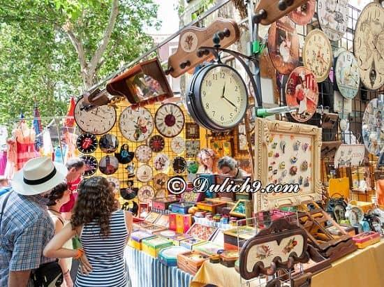 Đi đâu, chơi gì ở Madrid? Địa điểm tham quan ở Madrid: Kinh nghiệm tham quan, mua sắm khi du lịch Madrid