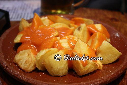 Ăn gì ngon, hấp dẫn ở Madrid/ Thưởng thức đặc sản Madrid: Kinh nghiệm ăn uống khi đi du lịch Madrid
