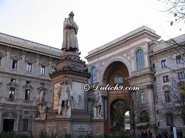 Milan - kinh đô thời trang thế giới, điểm du lịch hàng đầu châu Âu: Hướng dẫn lịch trình tham quan, khám phá Milan