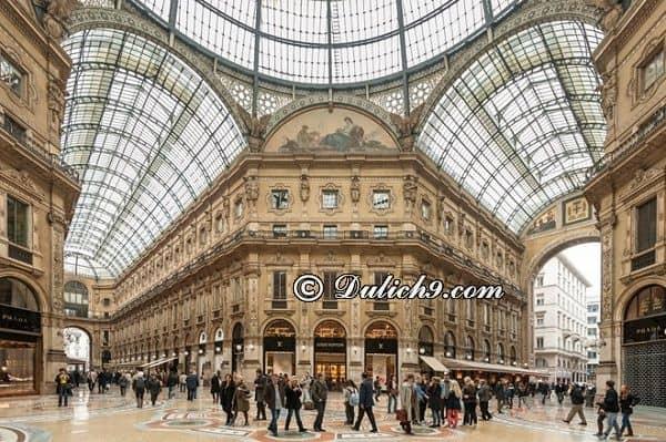 Hướng dẫn tour du lịch Milan giá rẻ: Kinh nghiệm vui chơi, tham quan ở Milan