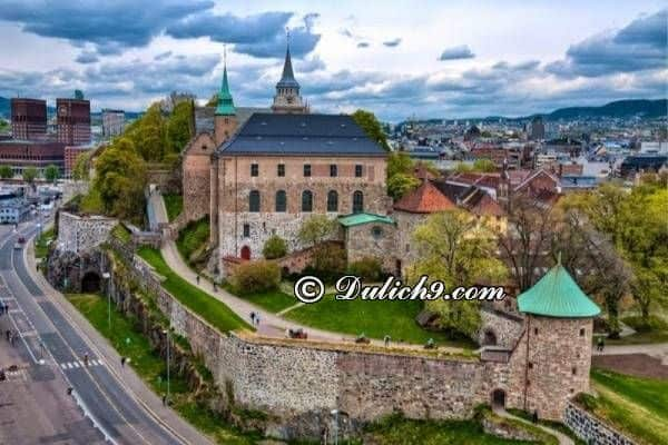 Thủ tục xuất cảnh khi du lịch Na Uy: Hướng dẫn tour du lịch Na Uy giá rẻ