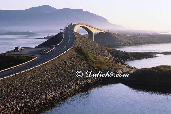 Kinh nghiệm du lịch Na Uy tự túc, giá rẻ: Lịch trình du lịchPhần Lan - Thụy Điển - Na Uy - Đan Mạch 11 ngày 10 đêm