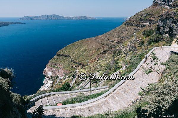 Đi đâu chơi khi du lịch đảo Santorini? Địa điểm tham quan nổi bật ở Santorini
