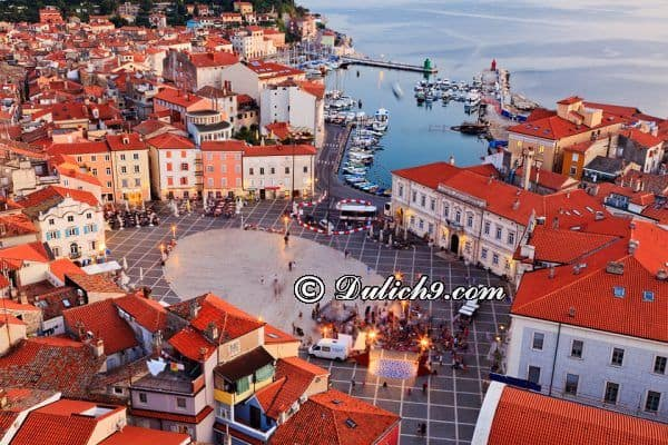Nên ở đâu khi du lịch Slovenia? Khách sạn đẹp, giá tốt ở Slovenia