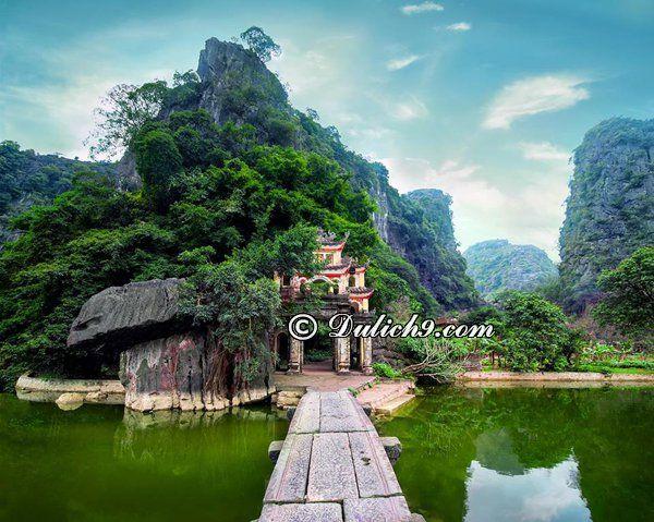 Phượt Tuyệt tình Cốc, Ninh Bình 1 ngày: Kinh nghiệm du lịch Tuyệt Tình Cốc, Ninh Bình