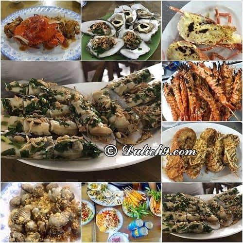 Quán hải sản ngon rẻ ở Vũng Tàu: tổng hợp review về những quán ăn hải sản ngon, hấp dẫn nhất Vũng Tàu trên foody, lozi