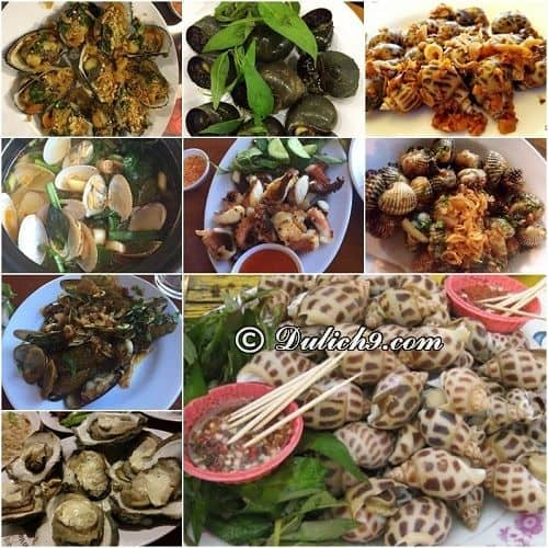 Quán hải sản ngon rẻ ở Vũng Tàu: Địa chỉ những quán hải sản ngon, giá rẻ ở Vũng Tàu