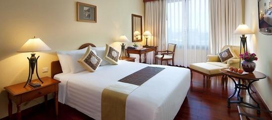 Nên ở đâu khi du lịch Hải Phòng? Khách sạn sạch sẽ, tiện nghi nên đặt phòng khi du lịch Hải Phòng