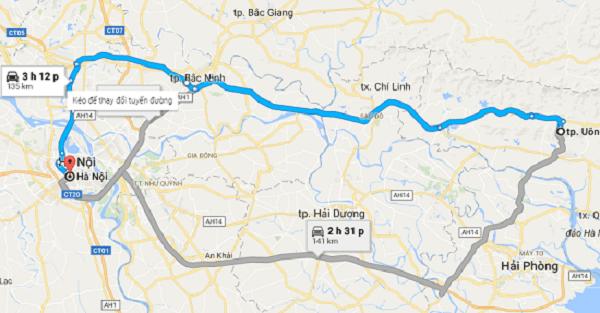 Cách di chuyển tới Quảng Ninh/ Phương tiện di chuyển tới Quảng Ninh - Kinh nghiệm du lịch Quảng Ninh