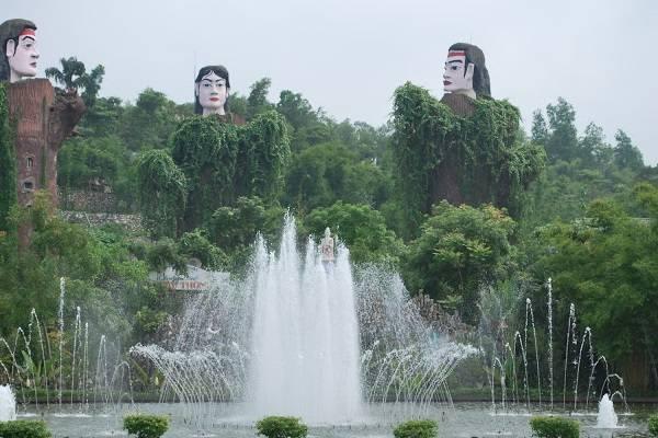 Hướng dẫn lịch trình tham quan, vui chơi khi du lịch Thái Nguyên: Đi đâu chơi ở Thái Nguyên? Điểm tham quan hấp dẫn ở Thái Nguyên